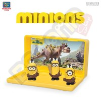 Minions (2015) Micro Playset - Thinkway Toys (original) Figure