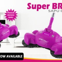 Super Broom Sapu Otomatis BOLDE