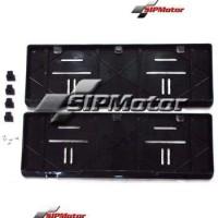Dudukan/Tatakan Plat Nomor Mobil Terbaru Model Astra 46cm x 14cm