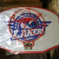 Ring Basket Papan Besar