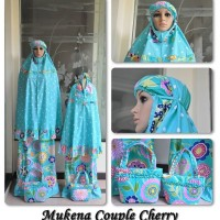 Mukena Couple Cherry Tosca Cantik