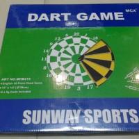 Jual Dart Game Sunway Sedang Murah