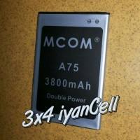 Baterai/battery Mito A75 Fantasy 2 (ba-00064) 3800mah