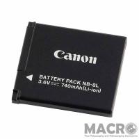 BATTERY CANON NB-8L 3.6V 740mAh