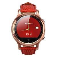 "ZGPAX S360 Smartwatch - 1.22"" - IOS/Android - Hitam/RoseGold/Putih"