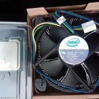 Prosesor / Processor InteL Core 2 Duo E7500 + FAN - Socket LGA 775