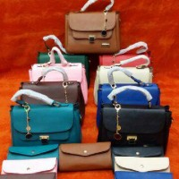 TAS CHARLES AND KEITH+DOMPET