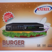 Receiver TV Matrix Burger