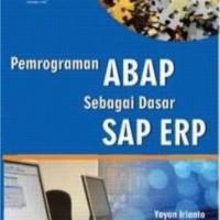 Pemrograman ABAP Sebagai Dasar SAP ERP