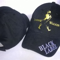 Topi Johnnie Walker Black Label
