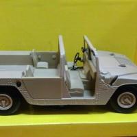 Motormax Humvee Base Platform Skala 1:24