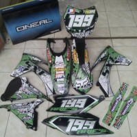 harga Body Set Ktm Sixdays Pnp Klx/dtracker Tokopedia.com