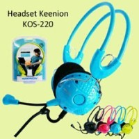 Headset keenion Kos220 / headphone