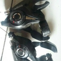 harga Shifter Shimano 7speed V' Brake Tokopedia.com