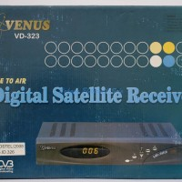 Receiver TV Parabola Venus VD 323