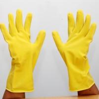 Sarung Tangan LEOPARD HouseHold Latex Gloves 12'' LPLG 0314