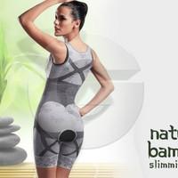 harga Laris!!! Natural Bamboo Korset Pelangsing Badan / Penurun Berat Badan Tokopedia.com