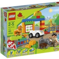 LEGO 6136 DUPLO My First Zoo