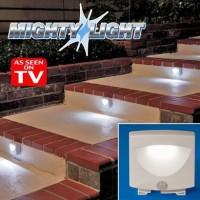 NEW Mighty Light/ Lampu Sensor Gerak dan Cahaya/ A