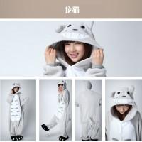 Pajamas / Piyama Jumpsuit Dewasa Plush Lembut Totoro