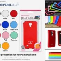 Jual Mercury Jelly Soft Silikon Kondom Sarung Karet Case LG G Flex 2