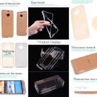 Jual Nillkin Nature Tpu Soft Case Casing Transparan Htc One M9 Plus