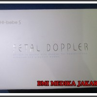 Doppler Hi Bebe Bistos LCD BT220