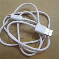 Kabel DATA MicroUSB bisa charge dan transfer data.