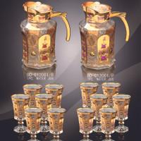 BISTRO perangkat minum dan gelas,water jug,water s