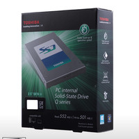Toshiba 256GB Q Series Pro Internal Solid State Drive SSD Harddisk