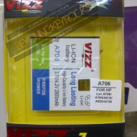Baterai / Battery Double Power Vizz Lenovo A706