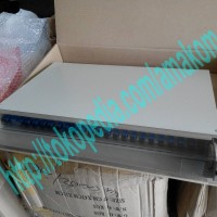 OTB Rack 24 Core SC RCB, Lengkap Pigtail