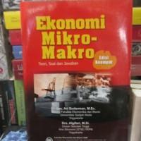 Ekonomi Mikro-Makro : Teori, Soal, dan Jawaban