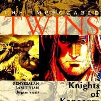 Komik The Impeccable Twins II Knights Of Kangow