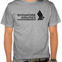 tshirt SINGAPORE AIRLINES