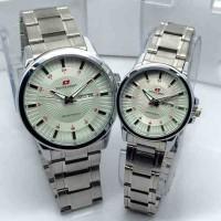harga Jam Tangan Swiss Army Couple-hrga Satuan(bonia Dw Cartier Casio Rolex Tokopedia.com