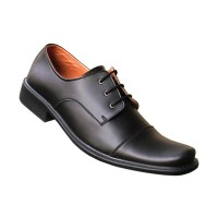 Sepatu S. van Decka TK017 Sepatu Formal Pria - Hitam