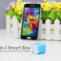 harga Smart Box | Mini Speaker Support Remote Shutter (tomsis) Tokopedia.com