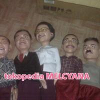 Jual Wayang Golek Karakter Tokoh terkenal (Public figure Puppet) Murah