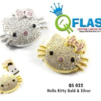 FLASHDISK QS022 HELLOKITTY 8G