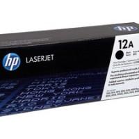 hp Black Laserjet Toner Cartridge Q2612A (12A) Original