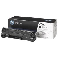 harga hp Black Laserjet Toner Cartridge CE285 (85A) Original Tokopedia.com