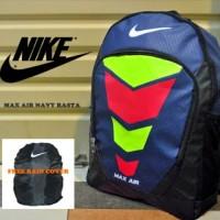 Backpack NIKE Max Air (Black-Rasta)