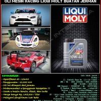 harga Oli Mesin Racing untuk Mobil merk LIQUI MOLY 10w40 import dari Jerman Tokopedia.com