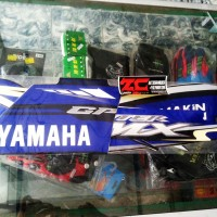 harga Striping / Decal/ Stiker Body Jupiter MX special edition Biru Tokopedia.com