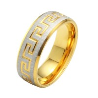 harga Cincin Single-Gold Men Ring Tokopedia.com