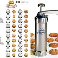 Biscuit Maker - Alat Cetakan Aneka Biskuit Cookies dan Kue Kering Unik