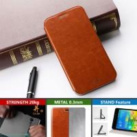 harga Microsoft Lumia 640 Xl Mofi Soft Leather Flip Case Flipcase Cover Tokopedia.com