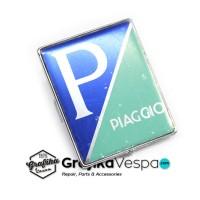 Logo Piaggio P/coret Ori Italy Vespa New Px