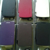 flipcover flip cover + backdor bb blackberry tapollo / bb 9360